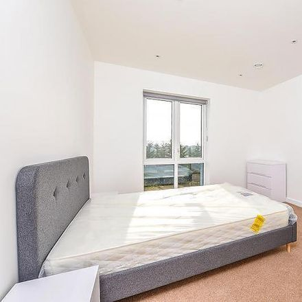 Rent this 1 bed apartment on Western Avenue in London W12 0DD, United Kingdom