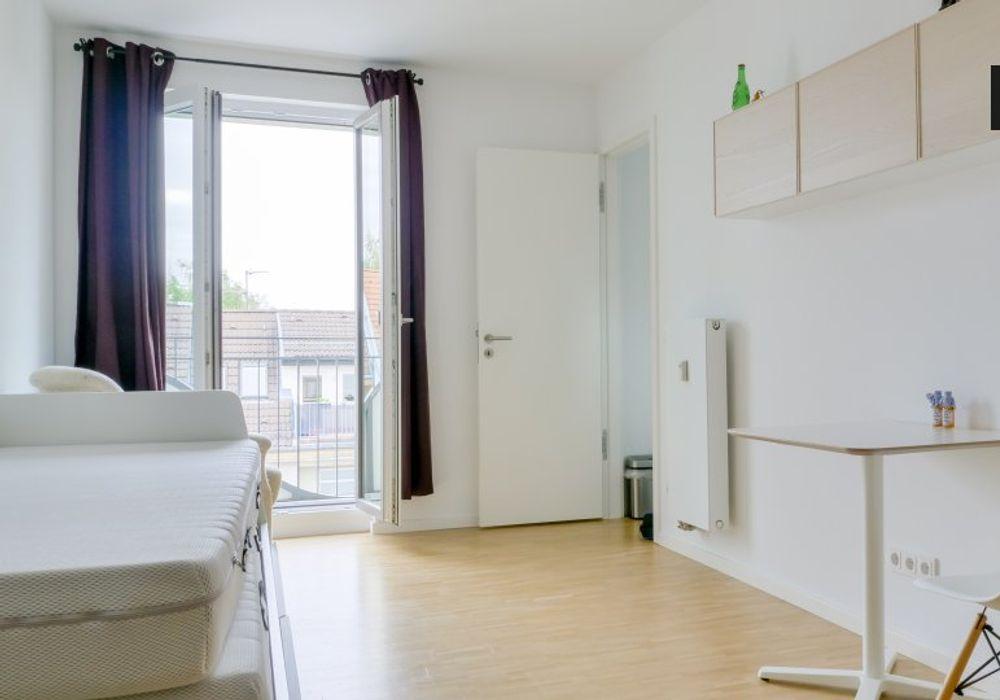 1 bed apartment at Vodafone, Steglitzer Damm, 12169 Berlin ...