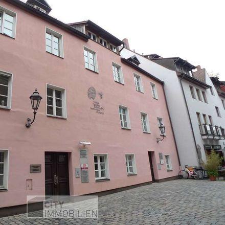 Rent this 1 bed loft on St. Lawrence Church in Lorenzer Platz 1, 90402 Nuremberg