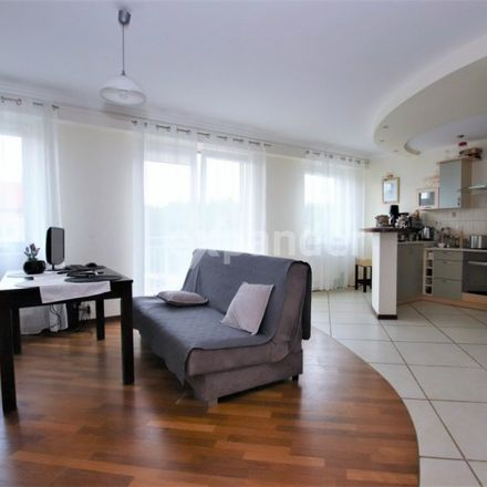 Rent this 3 bed apartment on Myśliwska 25E in 81-572 Gdynia, Poland