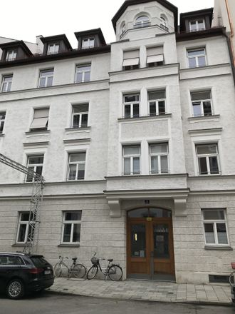 Rent this 1 bed townhouse on Mannhardtstraße 5 in 80538 Munich, Germany