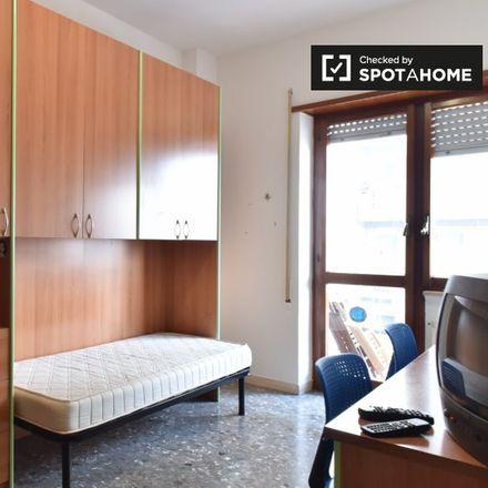 Rent this 2 bed apartment on Officina Plurimarche Crocicchia in Via Luigi Lodi, 00157 Rome RM