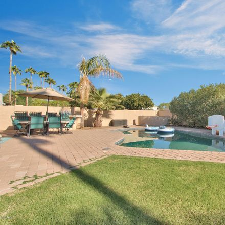 Rent this 4 bed house on 8331 East San Rafael Drive in Scottsdale, AZ 85258