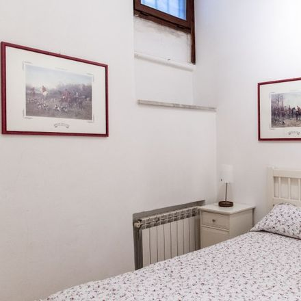 Rent this 1 bed apartment on Carrefour Express in Via del Governo Vecchio, 119