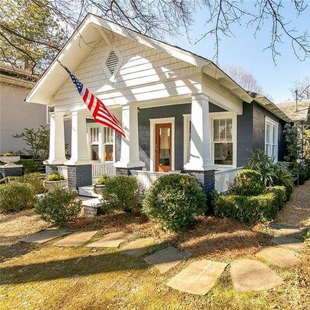 Rent this 3 bed house on Marietta St in Atlanta, GA