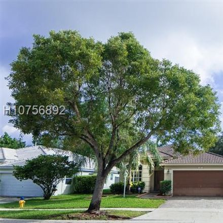 Rent this 3 bed apartment on NW 143rd Ave in Pembroke Pines, FL