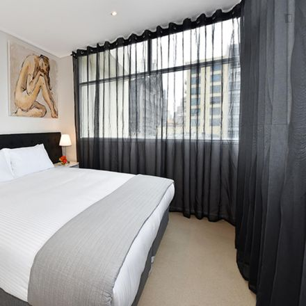 Rent this 1 bed apartment on Brick Lane in McLean Alley, Melbourne City VIC 3000