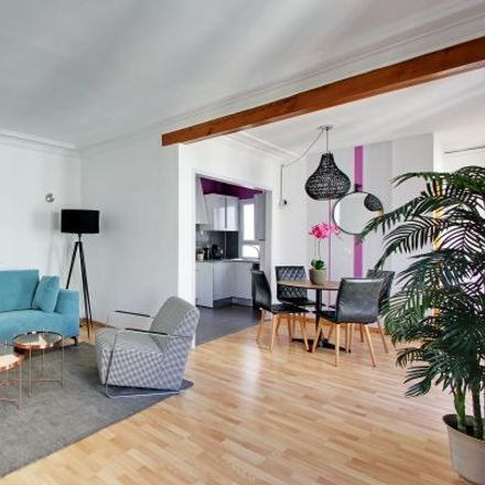 Rent this 3 bed apartment on 187 Rue du Temple in 75003 Paris, France