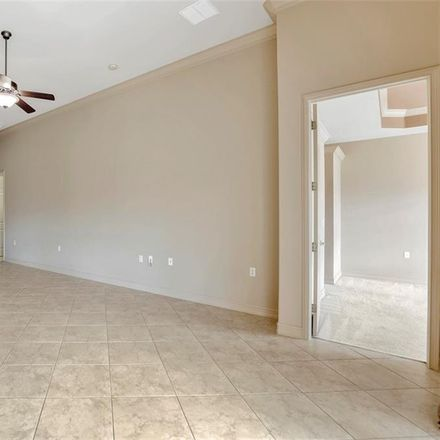 Rent this 3 bed condo on 9381 Triana Terrace in Lee County, FL 33912