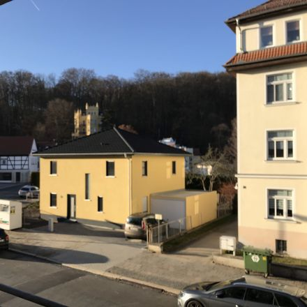 Rent this 1 bed apartment on Jägerstraße 13 in 07548 Gera, Germany