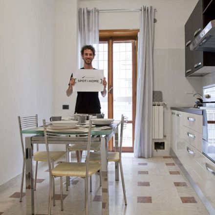 Rent this 5 bed room on Via Benedetto Croce