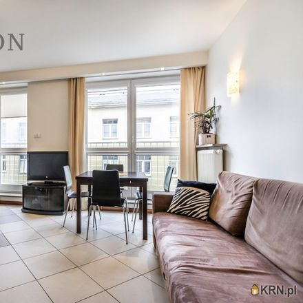 Rent this 0 bed apartment on Marshal Street 83 in 00-683 Warsaw, Poland