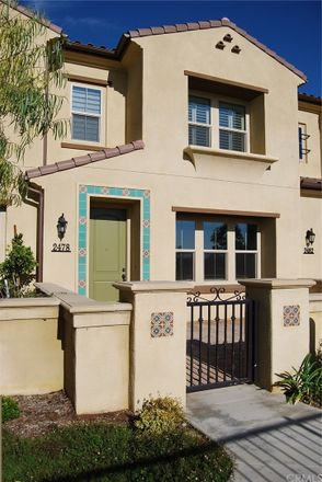 Rent this 3 bed townhouse on Sunbury Cir in Yorba Linda, CA