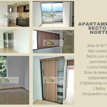 Rent this 3 bed apartment on unnamed road in Comuna Quimbaya, QUI