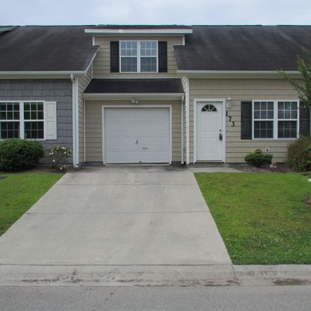 Rent this 2 bed townhouse on Quail Trl in Hubert, NC