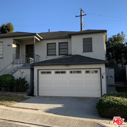 Rent this 3 bed house on 4678 Mioland Drive in View Park-Windsor Hills, CA 90043