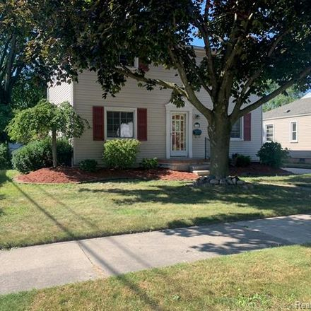 Rent this 4 bed house on 1708 Brockton Avenue in Royal Oak, MI 48067