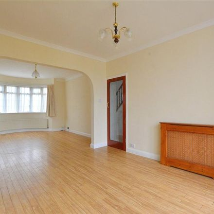 Rent this 3 bed house on Crathie Road in London SE12 8BT, United Kingdom