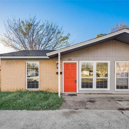 Duplexes For Rent In Arlington Tx Rentberry