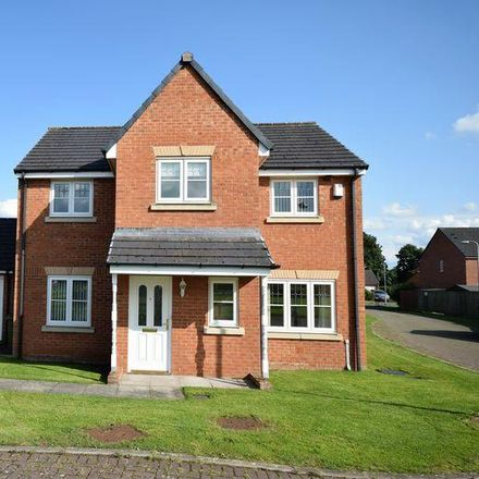 Rent this 4 bed house on Edenside in Carlisle CA6 4AQ, United Kingdom