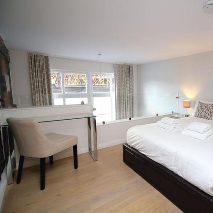 Rent this 1 bed apartment on Kingsford Residence in 154 McDonald Road, Edinburgh EH7 4NN