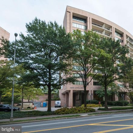 Rent this 2 bed condo on 1805 Crystal Drive in Arlington, VA 22202