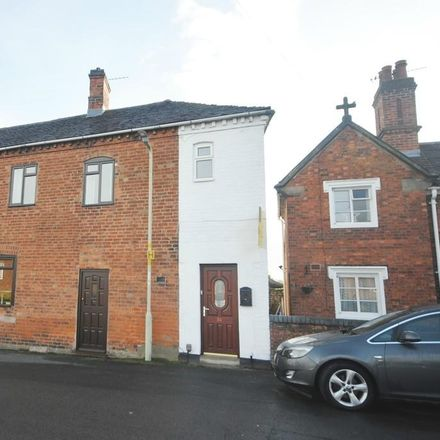 Rent this 2 bed house on Vineyard Road in Newport TF10 7DA, United Kingdom
