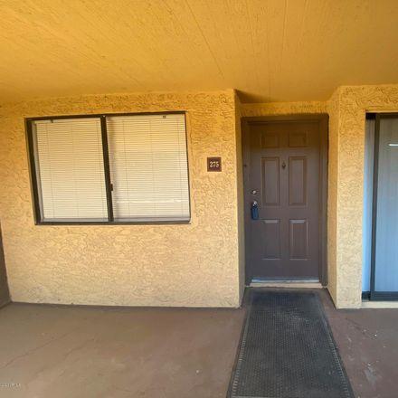 Rent this 1 bed apartment on 3535 West Tierra Buena Lane in Phoenix, AZ 85053