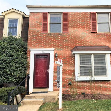 Rent this 3 bed townhouse on 1158 Lisa Court in Herndon, VA 20170