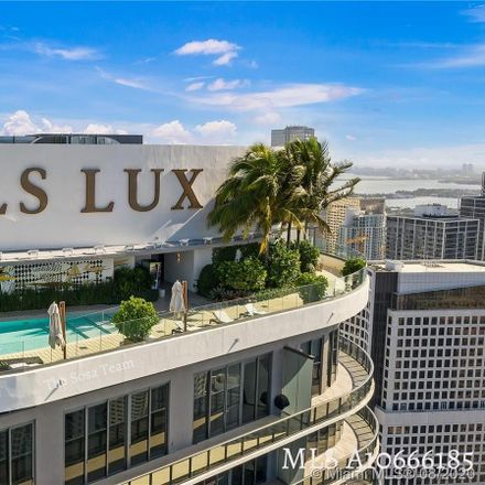 Rent this 2 bed condo on 801 South Miami Avenue in Miami, FL 33130