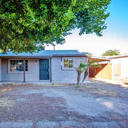 Rent this 3 bed house on W 4th St in Yuma, AZ