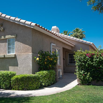 Rent this 3 bed house on 45575 Whistler Court in Indio, CA 92201