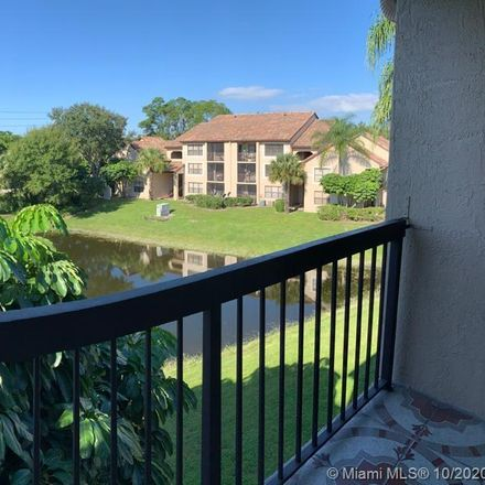 Rent this 2 bed condo on 4321 West McNab Road in Pompano Beach, FL 33069