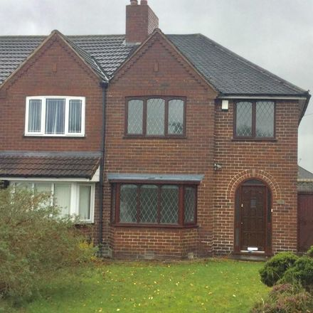 Rent this 3 bed house on Gainsborough Crescent in Pheasey Estate B43 7LB, United Kingdom
