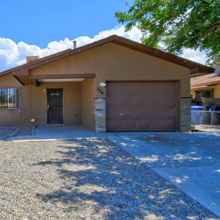 Rent this 3 bed house on 304 Maxine Street Northeast in Albuquerque, NM 87123