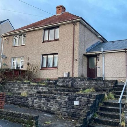 Rent this 3 bed house on Tanycoed Road in Clydach SA6 5ND, United Kingdom