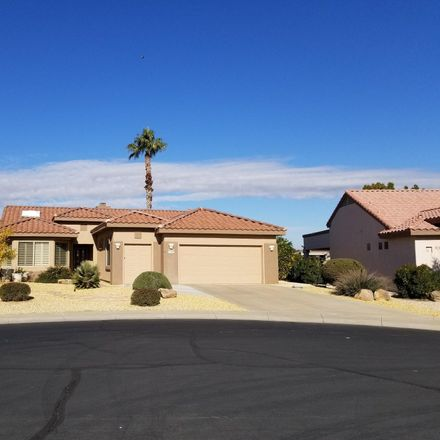 Rent this 3 bed house on 15360 West Sierra Vista Drive in Surprise, AZ 85374
