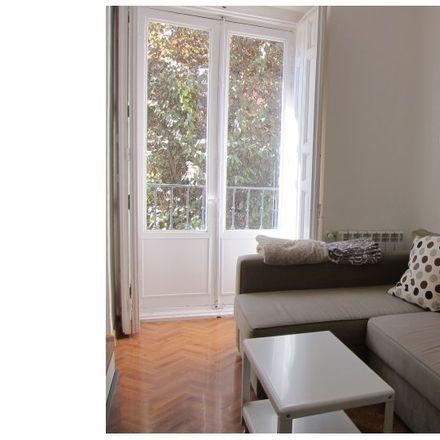 Rent this 1 bed apartment on Casa de Baños in Calle de Miguel Servet, 28001 Madrid