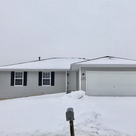 Rent this 3 bed house on Warwickshire Dr in Machesney Park, IL
