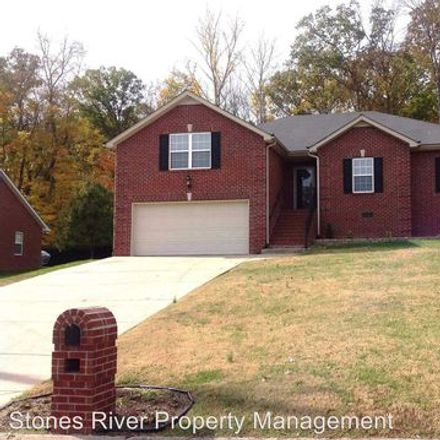 Rent this 3 bed apartment on 672 Cookstown Drive in Smyrna, TN 37167