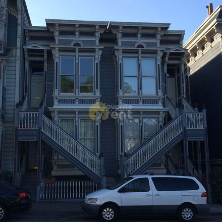 Rent this 1 bed apartment on 717;719;721;723 Webster Street in San Francisco, CA 94115-4620