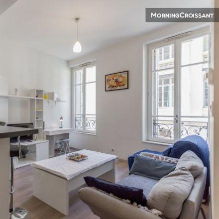 Rent this 1 bed apartment on Marseille in Les Grands Carmes, PROVENCE-ALPES-CÔTE D'AZUR