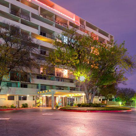 Rent this 1 bed condo on San Pedro Avenue in San Antonio, TX 78216