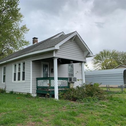 Rent this 2 bed house on 114 West Watkins Street in Hartford, IL 62048