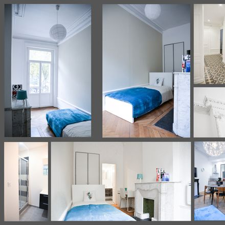 Rent this 2 bed room on 5 Rue Bergson in 42000 Saint-Étienne, France