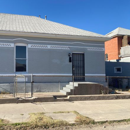 Rent this 1 bed apartment on 1100 North Florence Street in El Paso, TX 79902
