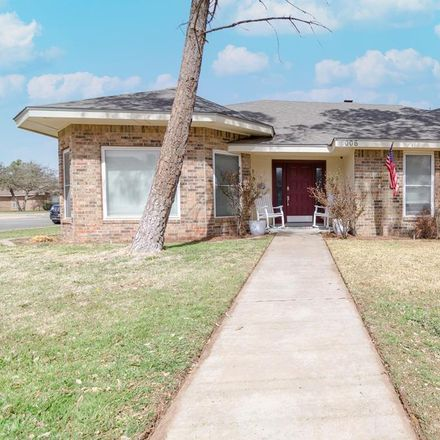 Rent this 4 bed house on 5006 Sherwood Drive in Midland, TX 79707