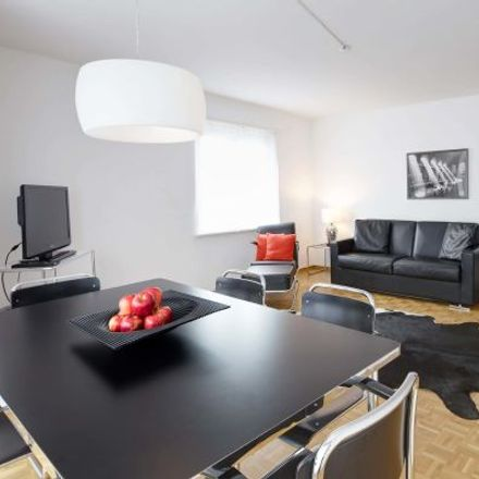 Rent this 3 bed apartment on Holbeinstrasse 20 in 8008 Zurich, Switzerland