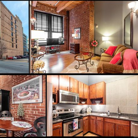 Rent this 1 bed loft on 1113 Washington Avenue in St. Louis, MO 63101