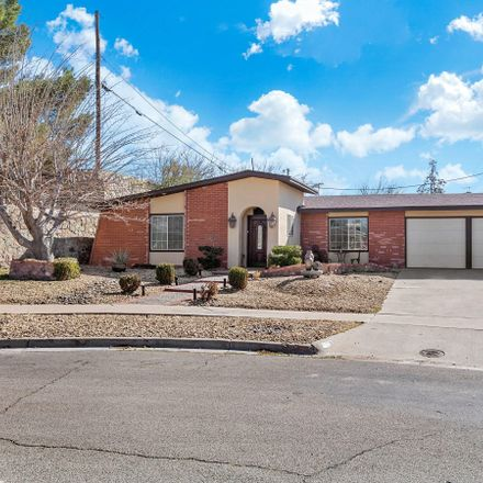 Rent this 3 bed apartment on 226 Rio Tinto Drive in El Paso, TX 79912